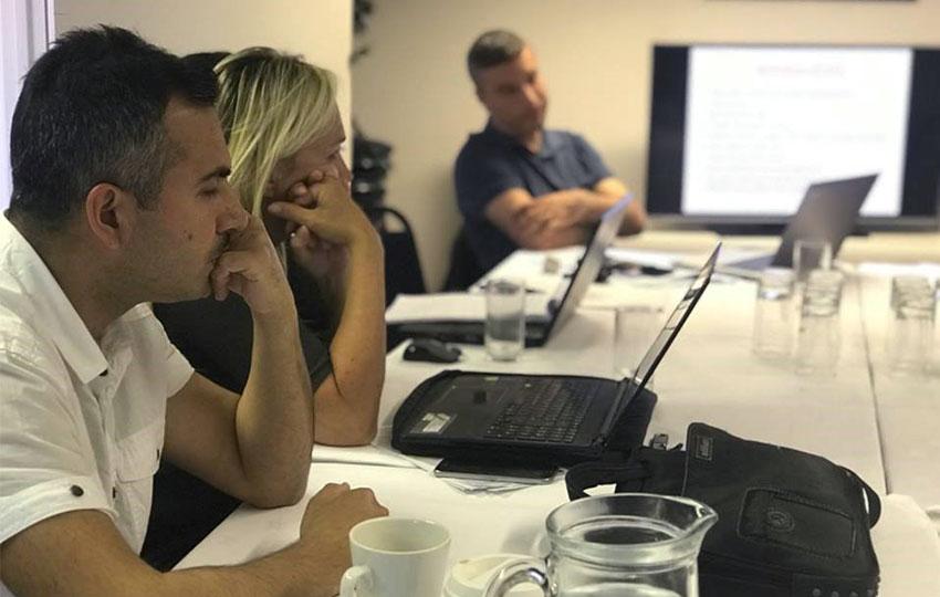 Η 2η συνάντηση των εταίρων στο Birmingham, στο Ηνωμένο Βασίλειο