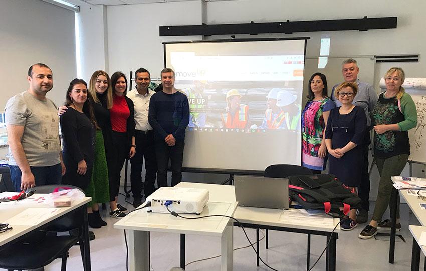 Η τελευταία διακρατική συνάντηση του έργου στην Λισαβόνα, στην Πορτογαλία
